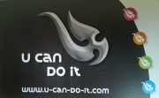 U can do it